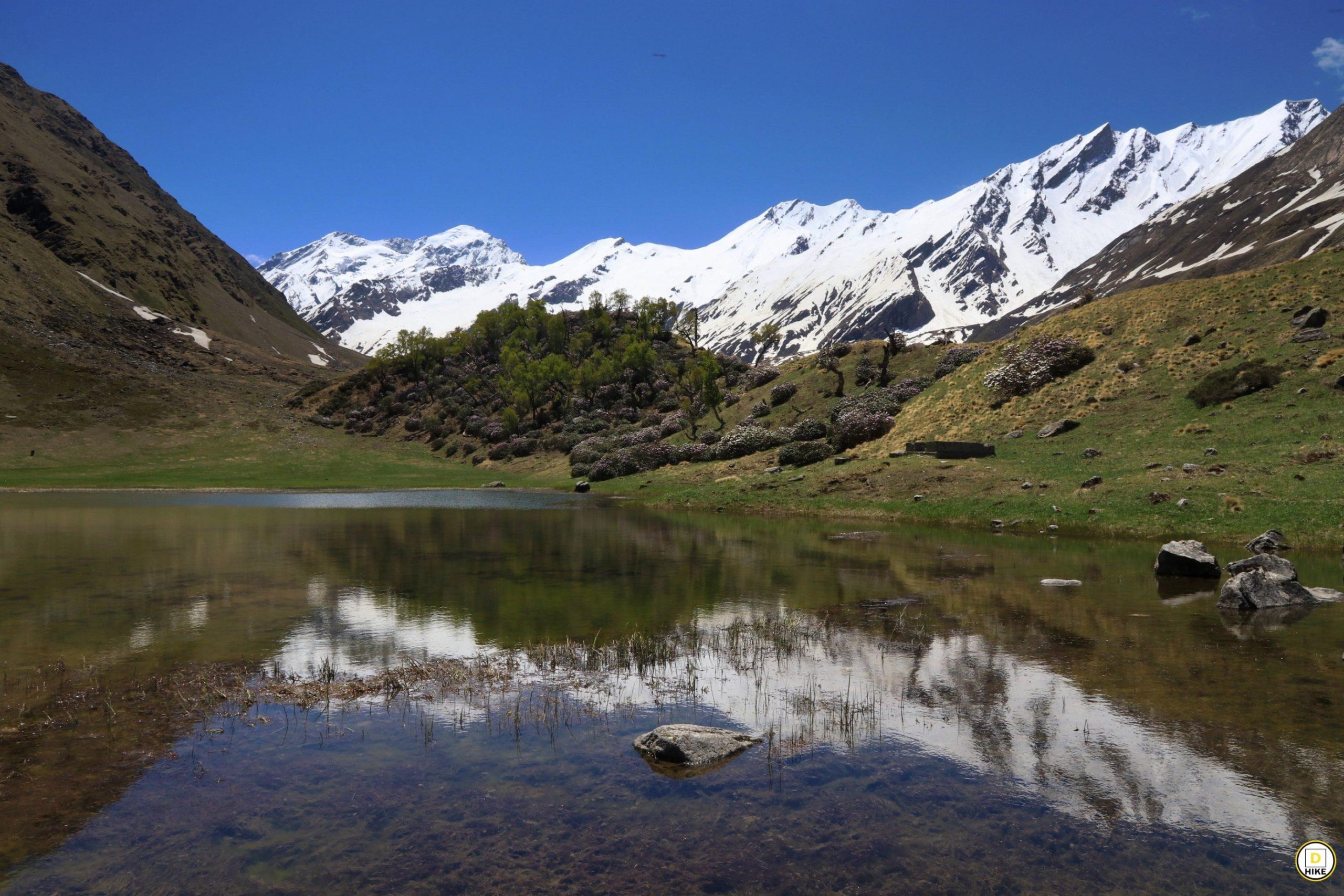 ruinsara lake trek